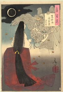 Yoshitoshi_Mount_Yoshino_Midnight_Moon